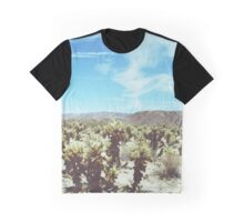 Cholla Forest Graphic T-Shirt