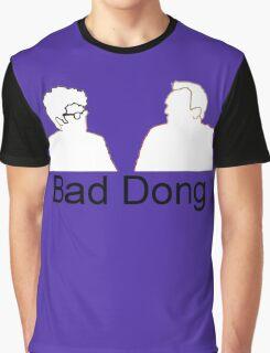 Bad Dong - Big Fat Quiz Graphic T-Shirt