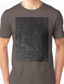 Black Marble texture Unisex T-Shirt