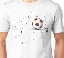 Football design Unisex T-Shirt