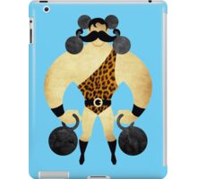 Strongman iPad Case/Skin