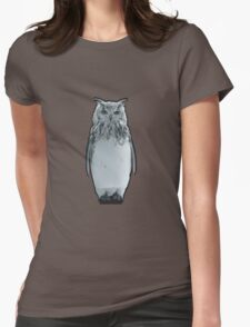 pengowl Womens Fitted T-Shirt