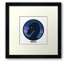Eragon Framed Print