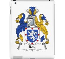 Roy Coat of Arms / Roy Family Crest iPad Case/Skin