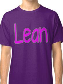 Lean. Classic T-Shirt