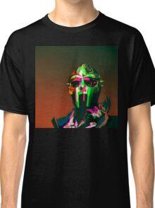 MF DOOM Vector art Classic T-Shirt
