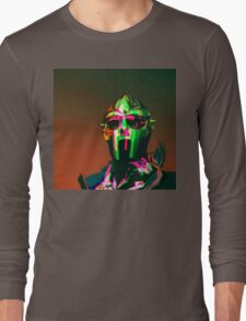 MF DOOM Vector art Long Sleeve T-Shirt