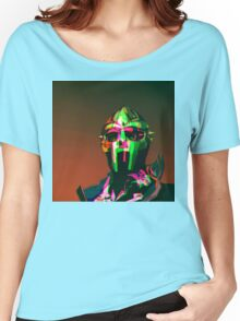 MF DOOM Vector art Women's Relaxed Fit T-Shirt