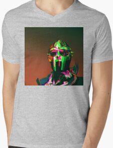 MF DOOM Vector art Mens V-Neck T-Shirt