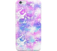 Somewhere in the space... iPhone Case/Skin