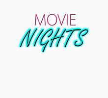 Movie Nights Logo Unisex T-Shirt