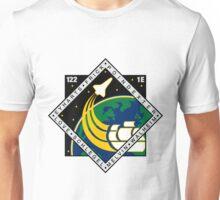 STS-122 Mission Logo Unisex T-Shirt