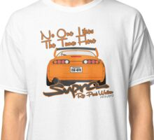 Toyota Supra rip paul walker Design Classic T-Shirt