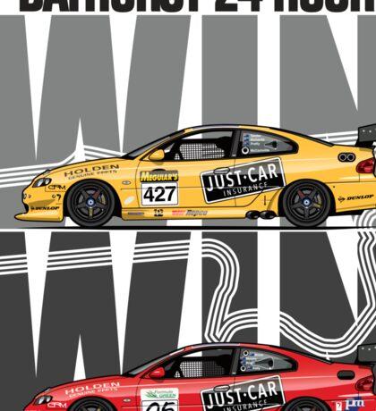 Win Win! – Holden Monaro CV8 427C Bathurst 24 Hours Winners 2002/2003 Sticker