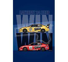 Win Win! – Holden Monaro CV8 427C Bathurst 24 Hours Winners 2002/2003 Photographic Print