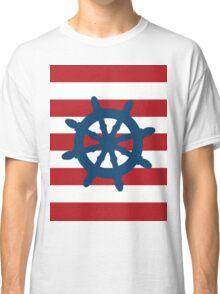Nautical Wheel Classic T-Shirt