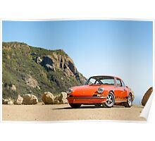 1973 Porsche 911 Carrera RS Poster