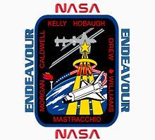 STA-118 Endeavour Mission Logo Unisex T-Shirt