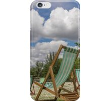 Spring Sunshine - The Regents Park, London iPhone Case/Skin