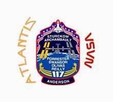 STS-117 Atlantis Mission Logo Unisex T-Shirt