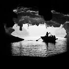 Rowing into the Cave by Patricia Jacobs DPAGB LRPS BPE4