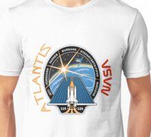 Atlantis STS-115 Mission Logo Unisex T-Shirt