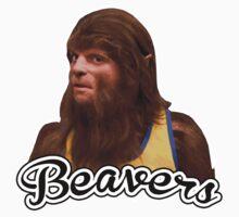 Teenwolf - Beavers Baby Tee