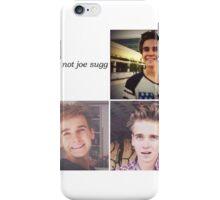 Joe sugg  merch iPhone Case/Skin