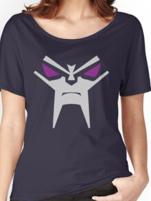 Evil Robot Face Women's Relaxed Fit T-Shirt