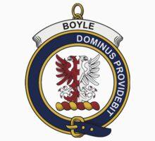 Boyle Clan Badge One Piece - Long Sleeve