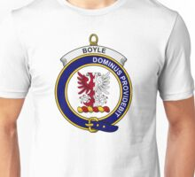 Boyle Clan Badge Unisex T-Shirt