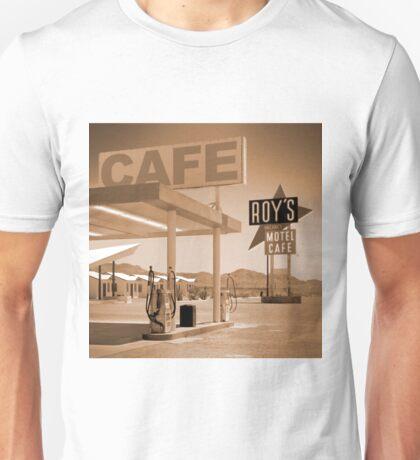 Route 66 - Roy's Motel Unisex T-Shirt