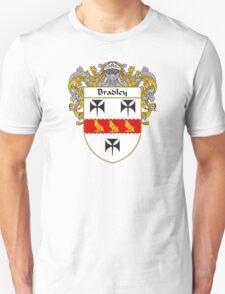 Bradley Coat of Arms/Family Crest Unisex T-Shirt