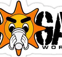 GloGang World Wide! Sticker