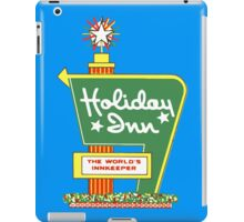 HOLIDAY INN 2 iPad Case/Skin