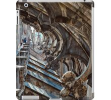 Rooftop Il Duomo Milan Italy iPad Case/Skin