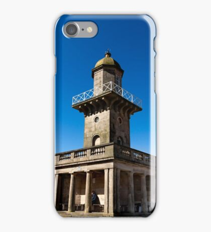 Fleetwood- Beach Lighthouse(The Lower Lighthouse) iPhone Case/Skin