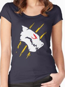 The White Fang Women's Fitted Scoop T-Shirt