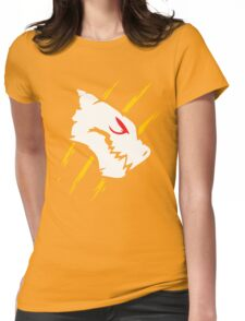 The White Fang Womens Fitted T-Shirt