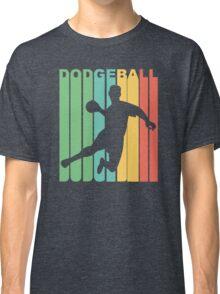 Retro Dodgeball Classic T-Shirt