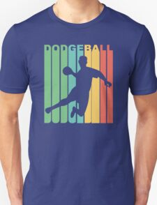 Retro Dodgeball Unisex T-Shirt
