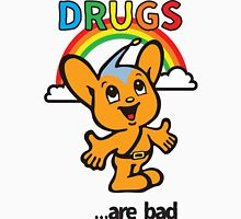 Pipo-Kun - Drugs Are Bad Unisex T-Shirt