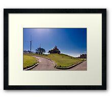 Fleetwood-The Mount Pavilion Framed Print