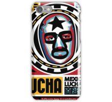 LUCHADOR UNO iPhone Case/Skin