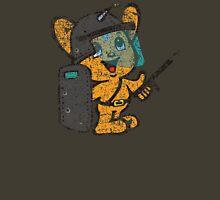 Pipo-Kun - Riot Gear - Distressed Unisex T-Shirt