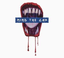 MIND THE GAP Baby Tee