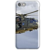RAF AugustaWestland Merlin HC.3 Helicopter iPhone Case/Skin