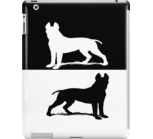 American Pit Bull Terrier iPad Case/Skin