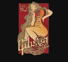 Vintage guitar Gibson Les Paul Unisex T-Shirt