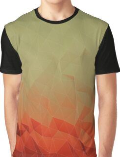 low poly gradient Graphic T-Shirt